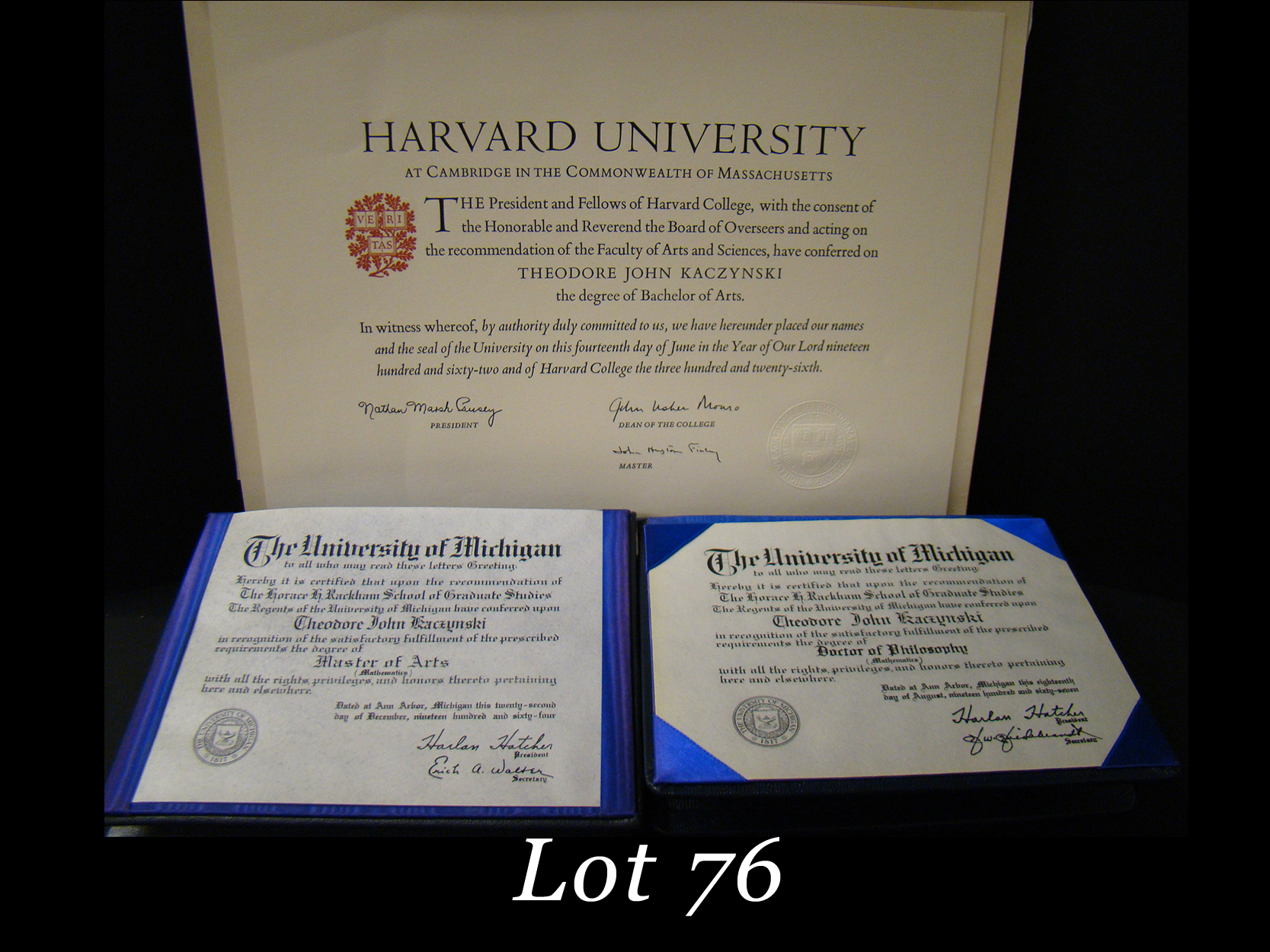 Harvard extension school thesis