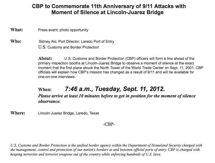 CBP 911