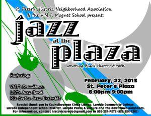 Jazz Concert flyer